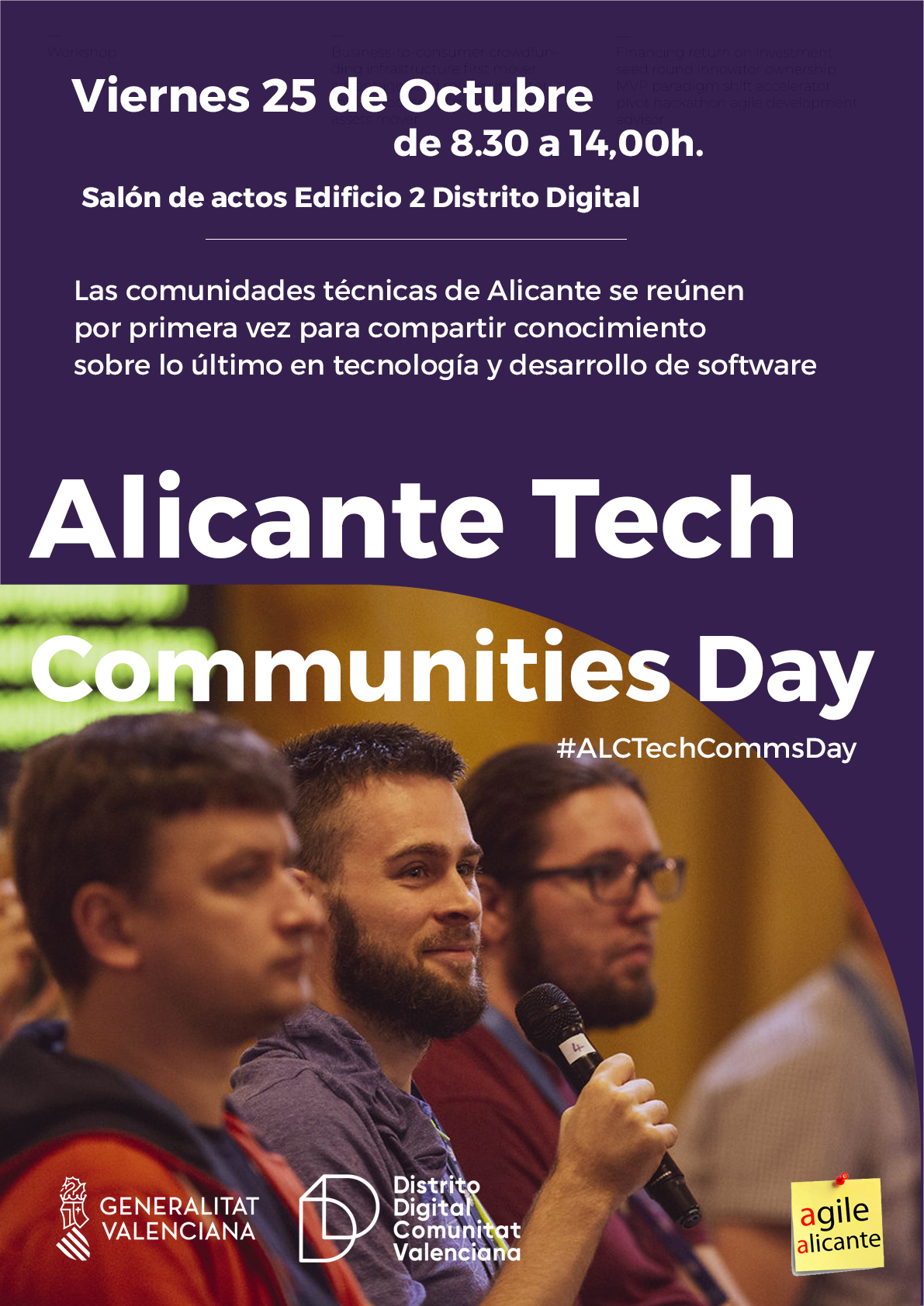 Cartel ALC Tech Comms Day